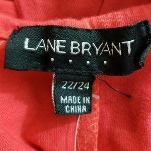 Lane Bryant Tops - Lane Bryant Active Twist-Back Tee Shirt Top 22/24